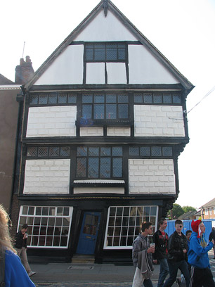 a house in Canterbury