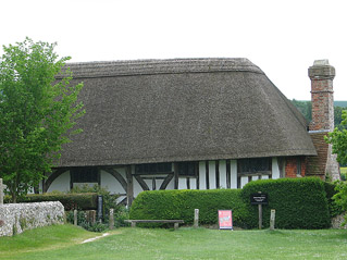 Old Clergy House