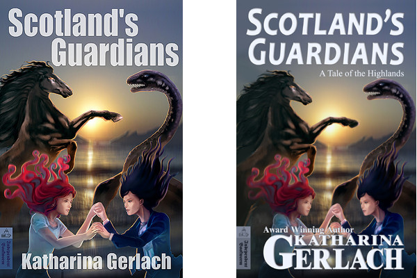 cover for Scotland's Guardians before / after
