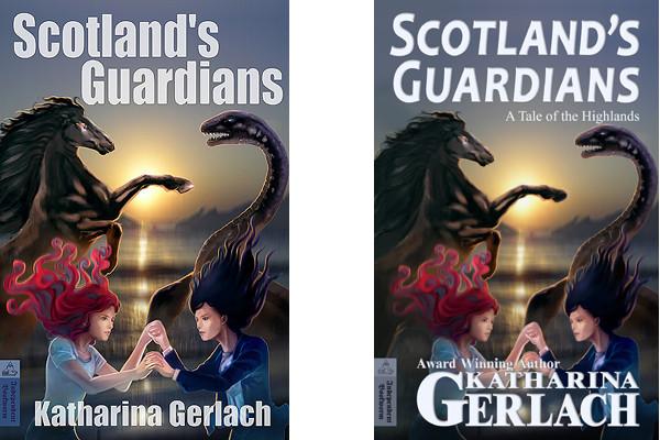 Titelbild für Schottlands Wächter vorher / nachher