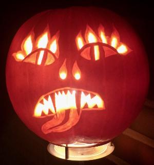 my 2015 pumpkin